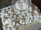Prajitura cu crema de cocos preparare White Shorts, Food, Essen, Meals, Yemek, Eten