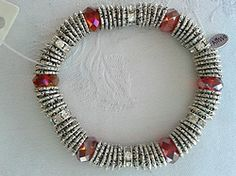 Online at Treasures to Treasure Diamante Romance Romance, Beaded Bracelets, Jewels, Fashion, Romance Film, Moda, Romances, Jewerly, Fashion Styles