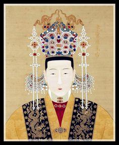 Empress Xiaojiesu (1508–1528) was a Chinese Empress consort of the Ming Dynasty, first empress to the Jiajing Emperor.