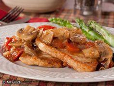 Mouthwatering Pork Marsala | EverydayDiabeticRecipes.com