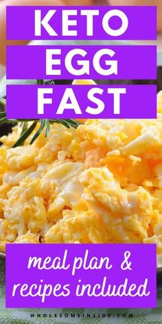 Ready to lose weight fast? Check out how to do the keto egg fast to get rid of your extra pounds. You can easily lose weight quickly! Keto Egg Fast, Keto Flu, Keto Supplements, Egg Diet, Lose 20 Lbs, Poached Eggs, Egg Recipes, How To Lose Weight Fast, Meal Planning