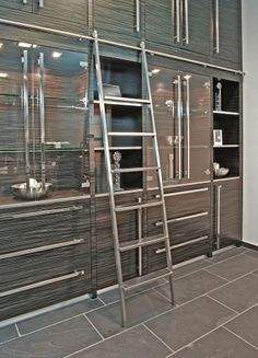 See our tremendous line up of rolling library ladders from MWE. These ladders are handcrafted and designed to stand the test of time.