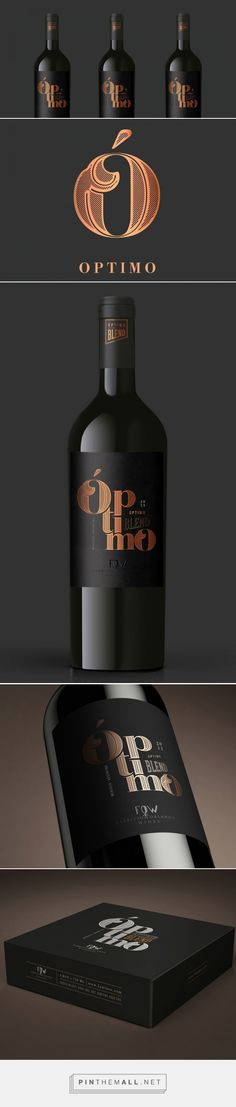 Óptimo — The Dieline - Branding & Packaging - created via http://pinthemall.net