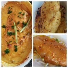 Heerlijke kipfilet uit de oven – Swinkl Pasta, Kitchenette, Baked Potato, Catering, Good Food, Food And Drink, Menu, Favorite Recipes, Dishes