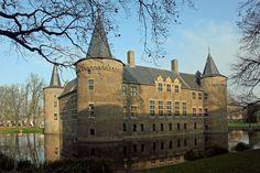 Kasteel Helmond omgracht, Brabant