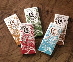 Moonstruck chocolate - Portland, Oregon
