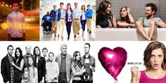 Top 3 séries comédies américaines 2015/2016