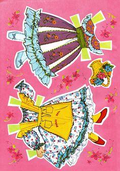 Paper Dolls~polly pal - Bonnie Jones - Álbuns da web do Picasa