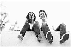 www.BlackwhiteCupid.com - Meagan and Aaron's Engagement Shoot | Black Women White Men | Interracial Blog