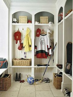 1000+ images about Mudrooms on Pinterest | Mud Rooms, Boot Storage and ...