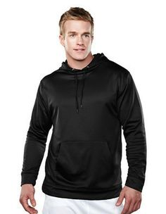 Bare Clothes - Fanatic 5.8 oz. lightweight polyester performance fleece hooded sweatshirt , $37.00 (http://www.bareclothes.com/fanatic-5-8-oz-lightweight-polyester-performance-fleece-hooded-sweatshirt/)