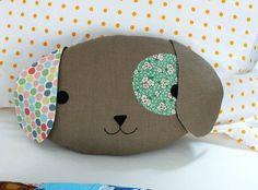 Travesseiro de Cachorrinho | Artesanato na Rede