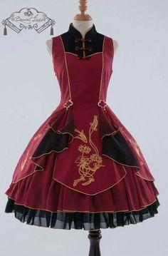 Gryffindor dress