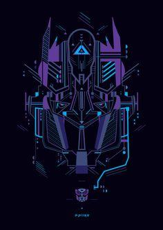 """"""" Optimus Prime - Petros Afshar """""""