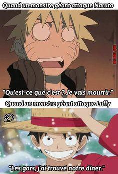 Naruto et Luffy font face au danger ! - Be-troll - vidéos humour, actualité insolite