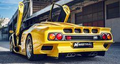 The stillborn Diablo GT1 is everything a Lamborghini should be   Classic Driver Magazine