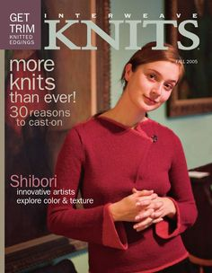 Kn fall 2005  knitting tricot maglia