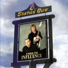 Status Quo - Under The Influence Limited Edition Colored Import Vinyl LP