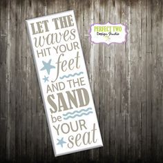 beach house sign  lake home sign  vacation by Perfect2DesignStudio