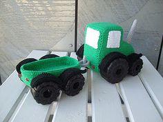 Den sejeste traktor!!