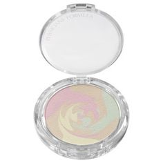In one simple step, this versatile powder color corrects the most common skin imperfections, smoothes skin texture and evens out skin tone.  All colors blend together to create a perfect canvas finish: Pink brightens, Green tones down redness and Yellow adds warmth.  High-Tech Japanese Formula: High-performance, lightweight texture can be worn alone or layered with other Mineral Wear face products.  Delivers a natural-looking finish that won't cake, crease or settle into fine lines. htt...