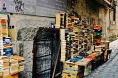 Booksellers line the back streets of Cluj-Napoca. Image by Mark Baker / Lonely Planet Tour Around The World, Around The Worlds, Modern Names, Romania Travel, Austro Hungarian, Group Tours, Travel Tours, Bucharest, Horseback Riding