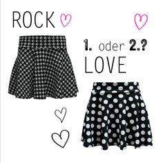Was ist perfekt für chic Sommer Style? - ein flirty Rock! ☺ Rock Faith 7,99€ www.mycolloseum.com/new_styles/Röcke