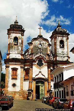 Ouro Preto, Igreja Matriz de Nossa Senhora do Pilar