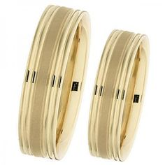 Share and get $20 off your order of $100 or more. 14k Yellow Gold Men's Ladies Unisex Ring Fancy Wedding Band 6MM Flat Grooved & Polished Shiny Comfort Fit (Available in Sizes 4 to 12) - Dazzling Rock #https://www.pinterest.com/dazzlingrock/