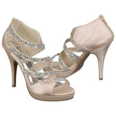 Women's Sizzle by Coloriffics Natasha Nude Shoes.com