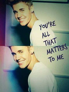 All that matters❤