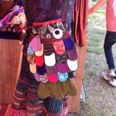 Fish bag at ren fair