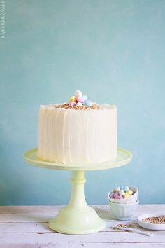 Surprise-Inside Rainbow Heart Cake | Bakers Royale