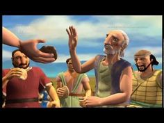 Sample from Episode 22 Jesus feeds the 5000 - English - YouTube 6:40-8:30