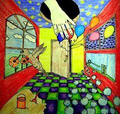 Surrealism...love!
