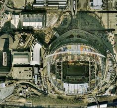 Olympics from space