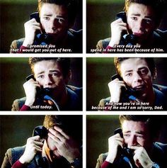 The Flash - Barry Allen: One of the most heart felt scenes The Cw Shows, Dc Tv Shows, Supergirl Dc, Supergirl And Flash, Flash Funny, Flash Barry Allen, The Flash Grant Gustin, Snowbarry, Cw Series