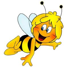 Maya The Bee Cartoon Clip Art Images Are Free To Copy For Your Own Personal Use.All Maya The Bee Clipart Are On A Transparent Background