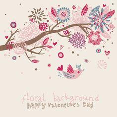bird, happy valentine's day