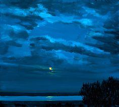 Beautiful night sky.