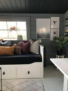 Prosjekt sommerhytta – Studio Lindhjem Ikea, Studio, Storage, Furniture, Home Decor, Homemade Home Decor, Ikea Ikea, Larger, Home Furnishings