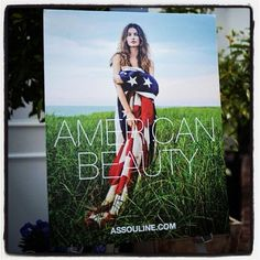 Book launch for American Beauty