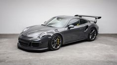 2016 Porsche 911 GT3 - 991 GT3 RS | Paint to sample graphite grey | Classic Driver Market