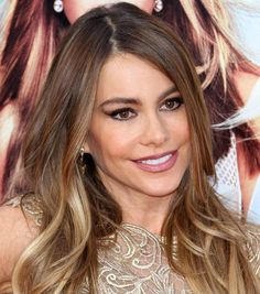"Sofia Vergara Glams Up in Gold at ""Hot Pursuit"" Premiere amid Frozen Embryo Battle with Ex-Fiancé Nick Loeb"