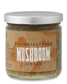 Blackberry Farm Mushroom Spread