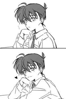 Conan Comics, Detektif Conan, Magic Kaito, Cute Anime Boy, Anime Guys, Anime Manga, Anime Art, Tsubaki Chou Lonely Planet, Kaito Kid