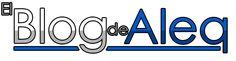 """Logo de """"El Blog de Aleq"""""""