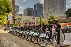 PHOTO OF THE DAY: Toronto Bike Share