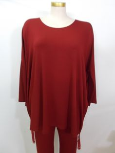Bryn Walker - Negroni Ruched Sides Inman Tunic
