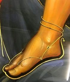 Writing Icon, Human Soul, Art Icon, Religious Icons, Orthodox Icons, Concert Posters, Virgin Mary, Character Shoes, Detail